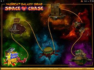 free The Great Galaxy Grab Map Bonus Game