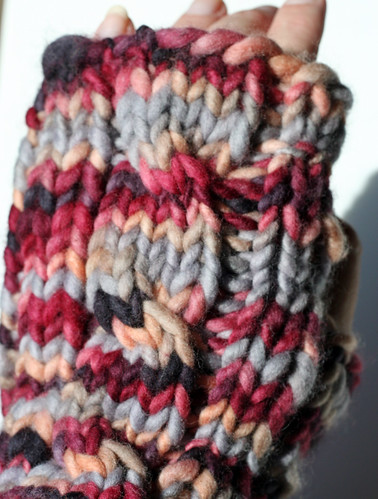 Mitts for Kate, detail (kind of)