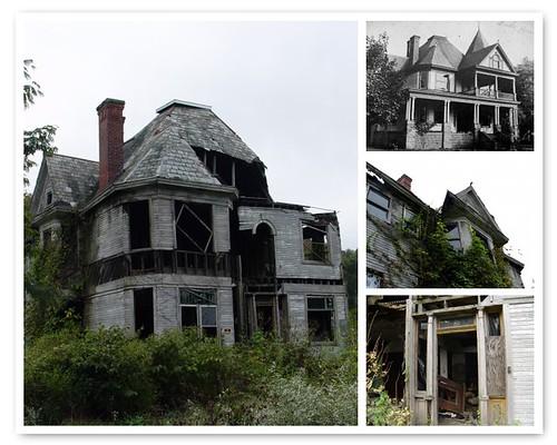 Dr. J. O'Neill Eddy House