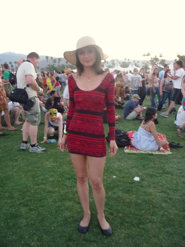 Coachella fashion street style