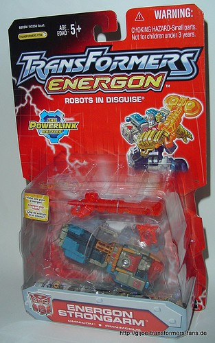 PowerLinx Strongarm Energon Omnicons Transformers 001