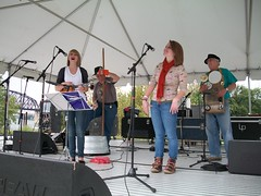 Pholly at 2009 Jug Band Jubilee in Louisville, KY (1)