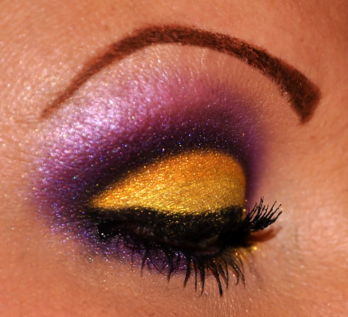 Purple and Gold 4