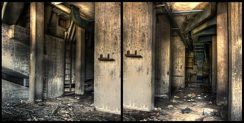 Waste disposal plant #2