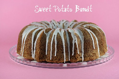 Sweet Potato Bundt - I Like Big Bundts