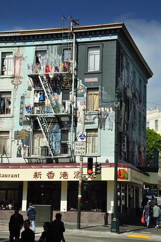 Immeuble à San Francisco