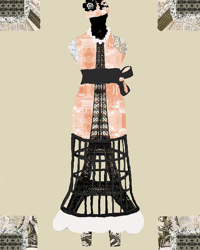 dress-form-eiffel-tower