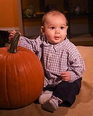 Travis 8 Months (bill.streeter) Tags: baby travis trave