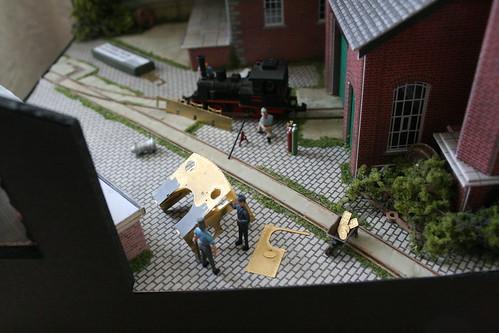 The Cuckoo Lane yard