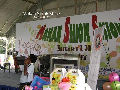 Makan Shiok Shiok