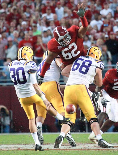 Alabama vs LSU by terry.lamb.
