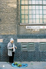 (*Bang Bang Boy*) Tags: brick london kodak lane portra bessat 400vc