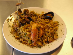 A must try dish at El Bodegon is the Spanish Paella, prepared personally by Victor from a well kept family secret recipe.