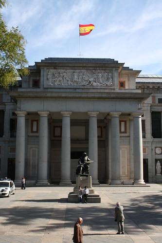 Museo Nacional del Prado 2 por El Centinela.