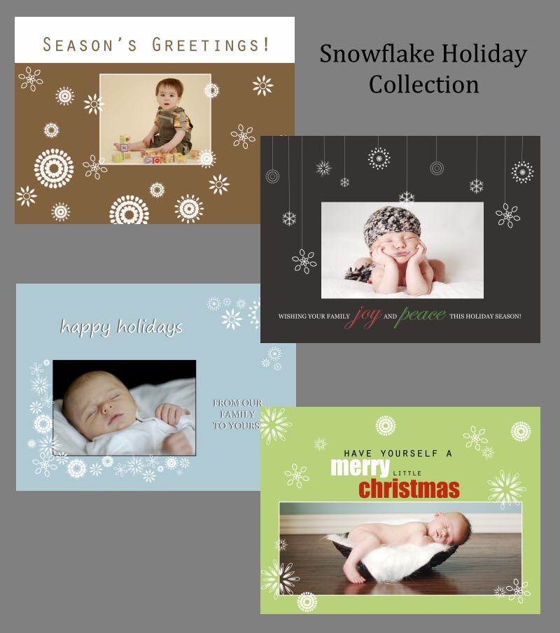 Snowflake Holiday Collection