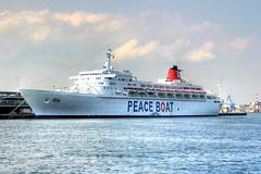 Cruise Ship HDR - 45 (Kabacchi) Tags: cruiseship yokohama 横浜 hdr oceanic ssoceanic クルーズ客船 大桟橋埠頭 大桟橋ふ頭 オセアニック ssオセアニック ~cruiseshiphdr~