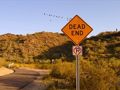 dead end in tempe, az