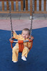 First time on the swings