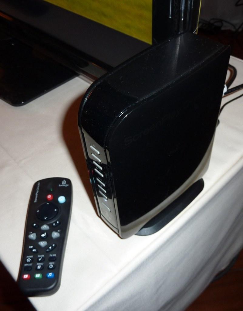 Iomega HDD multimedia