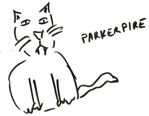 366 Cartoons - 291 - Parkerpire