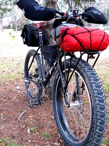 pugstigator camping bike