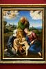 2009-11-15 München, Alte Pinakothek 139 Raphael, Familie aus dem Haus Canigiani