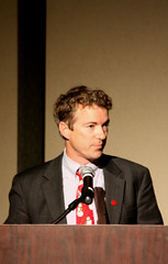 Rand Paul gives speech at Boone County Republican Party Christmas party