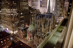 New York City Skyline (ToyTrains) Tags: newyorkcity usa newyork skyline midtown saintpatrickscathedral