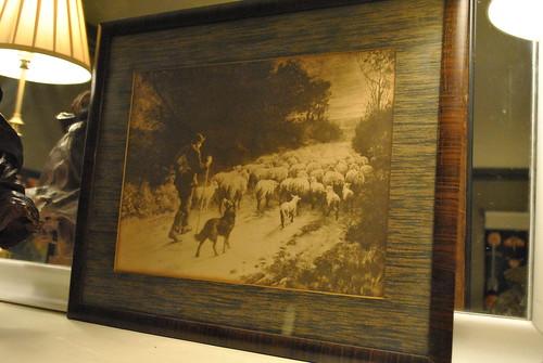 Vintage Sheppard Print