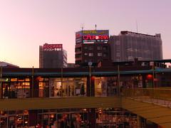 Kanayama, Nagayo, evening