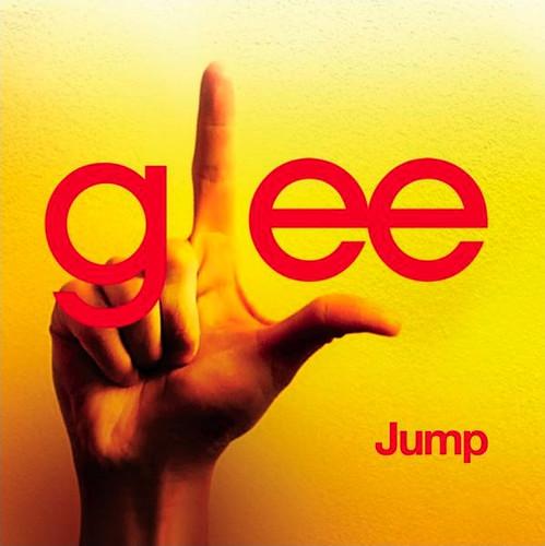 Glee Cast Jump