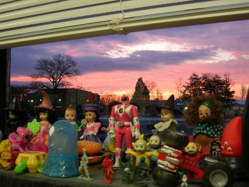 Happy Meal Sunrise