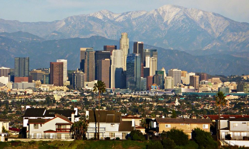 La ciudad de Los Angeles, una ciudad unica  -imagenes-