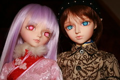 Luts Delf Soo and Chiwoo Elf (onion.bunny) Tags: ed eyes elf luts soo delf sweety chiwoo