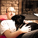 107/365: Brian and Dixie