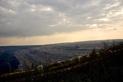 DSC_0241 (Lennert van den Boom) Tags: d50 germany nikon mine nordrheinwestfalen excavator bagger bwe northrhinewestphalia rwe openpitmine lignite schaufelradbagger bucketwheelexcavator tagebauhambach