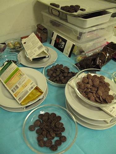 Laughing Lemon Class: Chocolate & Wine