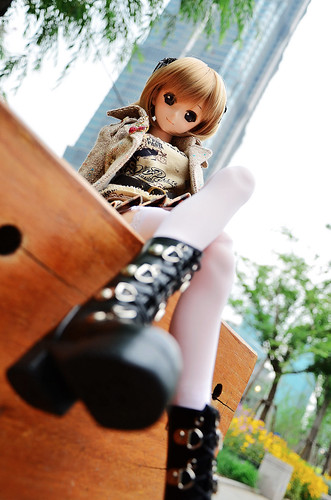 Random Outdoor shot 26/5/2011 by AIKO[ARAEL]-開到花蘼