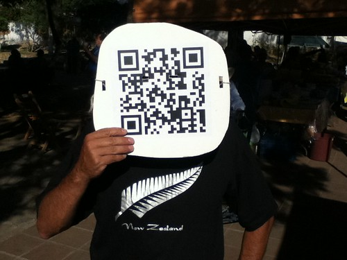 City Parks QR Code 06.2011 (New Zealand)