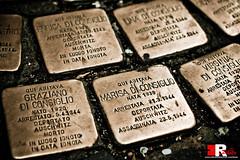 In Memoria Presente | photo-project (Michele Rallo | MR PhotoArt) Tags: mikerphotoartphotographermichelerallo mikerphotoartphotographermichelerallomrphotoartphotoart mikerphotoartphotographermichelerallomrphotoartphotoartromaromacanonfotografiafotografoartistaphotographyphoto deportati nazismo storia history sanpietrini sanpietrino sampietrini ebreo ebrei deportazione auschwitz campo concentramento sterminio