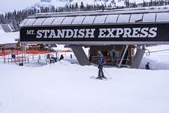 Standish Express (nhblevins) Tags: alberta winter sunshinevillage canada