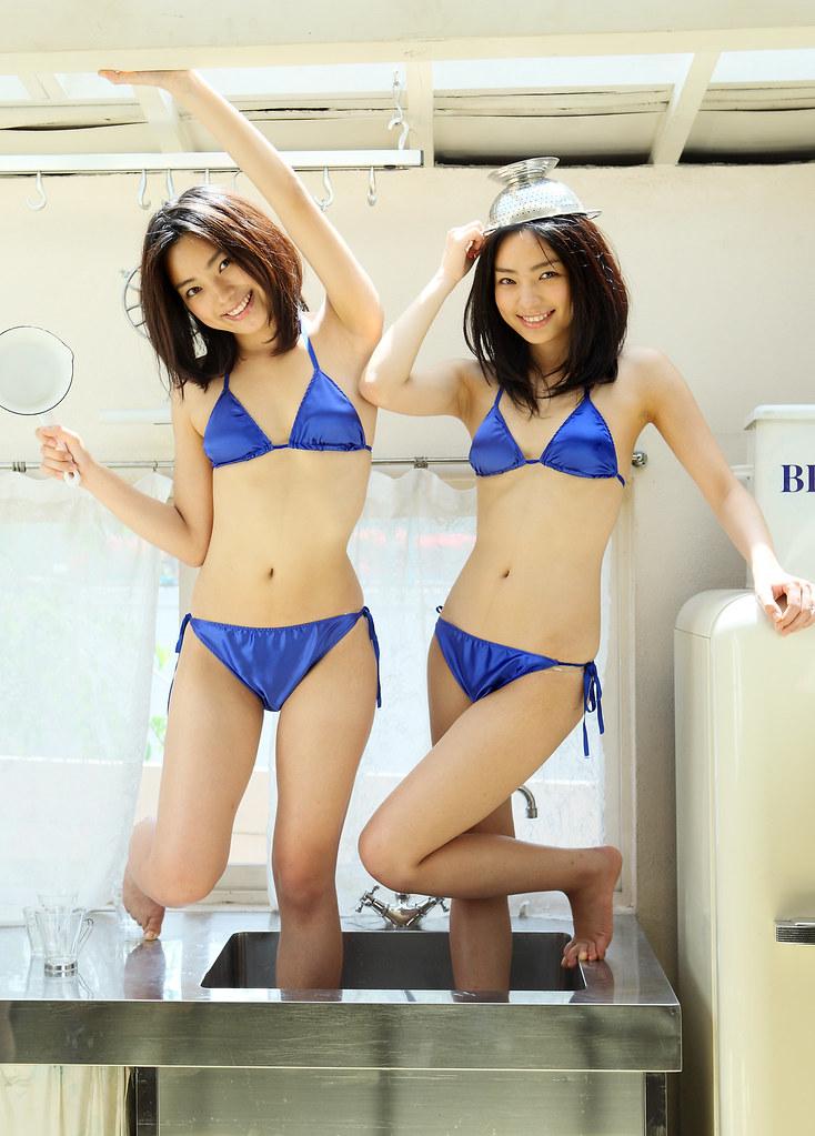 可爱的90后双胞胎让人着迷 - 海平工作室 - 【海平工作室】