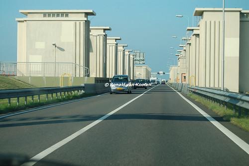 Sluis Afsluitdijk