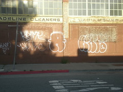 Krime Alien (Elope With Me) Tags: graffiti oakland bay alien east rie aia krime
