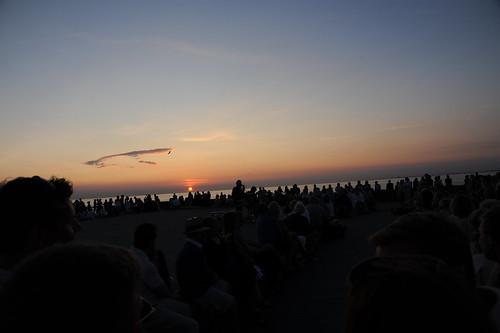Sunsetにあわせたイベント