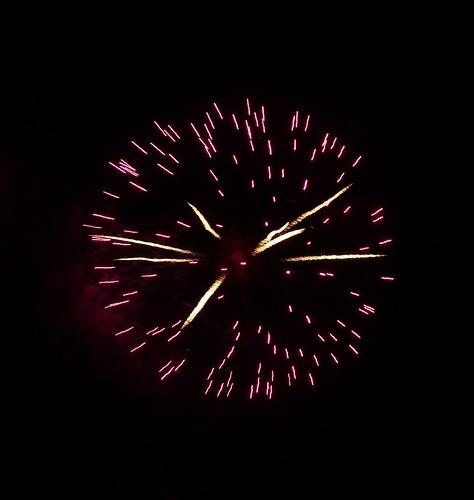 Sonoma Fireworks 3