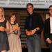 Victoria Fannon, Laura Beard & Chris Lurcook with Nigel Davies