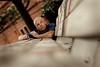 25.365 - I agree with Einstein (Historyboy) Tags: bench nikon durham einstein sp 365 schoolofthearts remoteisshowing