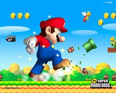 Invente fases: Mario Bros