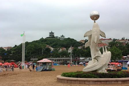 陰雨天、濱海步道、青島紀行…